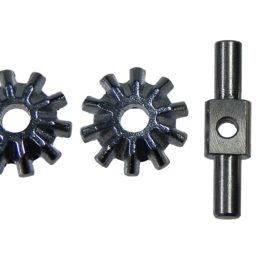 Differential-Kegelzahnräder mit Achse 1:10er VH36