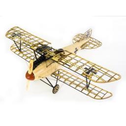 Albatross KIT PLUS  (auch für RC Ausbau!) - Standflugmodell