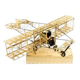 Curtiss Pusher Balsa Kit Standflugmodell (auch für RC Ausbau!)