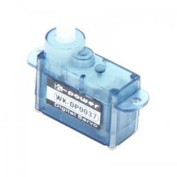 K-Power SUB MICRO DIGITAL Servo NUR 3,7 g SUPERschnell