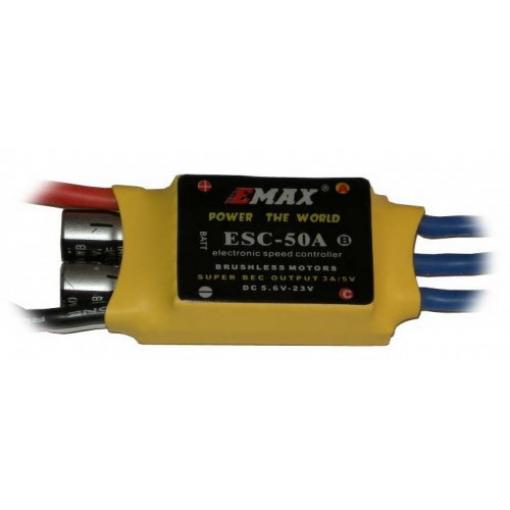 Brushless 50 A Flugregler EMAX