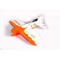 GEE BEE KIT Profile 3D Aerobatic Tockflyer In- & Outdoor