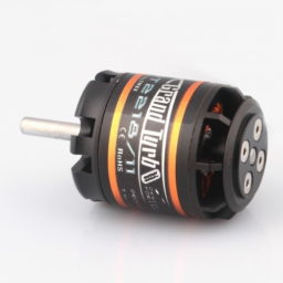 arkai Brushless Motor Grand Turbo 2218-09 - 1100 KV - bis zu 1380g Schub - beidseitige Wellenmontage!