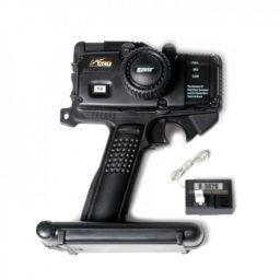 2-Kanal RC Pistolen-Griff Fernsteuerung und Empfänger für Elektro RC Cars