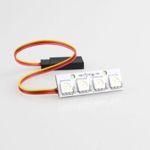 Lightbar RGB LED Mini - programmierbar mit Cleanflight - 5V