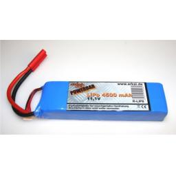 arkai Powerbar LiPo 4500 mAh 11,1 V 2S 50C max 100C Burst A-Fertigung