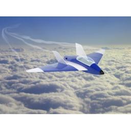 Arkai Delta Rocket Blau
