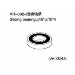 VH36 - Kugellager 15x10x4