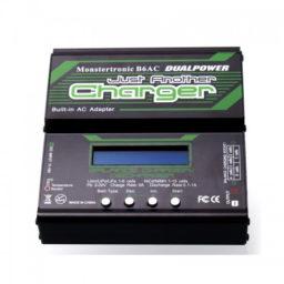 Monstertronic B6AC Ladegerät 1s-6s LiPo/NiMh Akku Dual Power Balancer + Netzteil