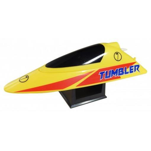Tumbler RTR - bis zu 25 km/h - 2,4 GHz - Speedboot - Gelb
