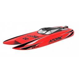 Speedboot Atomic Brushless PNP - bis zu 50 km/h schnell