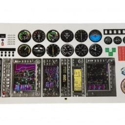Decal Instrumententafel Version A 90 x 200mm  43 Stk.