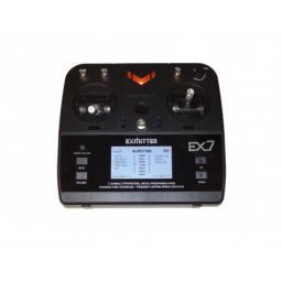EX7 - Superslim FHSS 7-Kanal Digital 2,4 GHz 6 Modellspeicher - MIT Empfänger