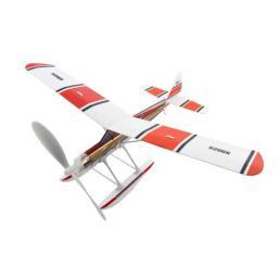 Float Plane Wasserflugzeug Gummimotormodell Saalflieger Indoor Flugzeug