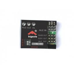 Bigaole 3-Achs Kreisel Flächengyro Plug & Play BGL-3G-A