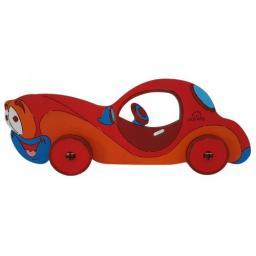 Holz Auto zum Zusammenbauen und Bemalen