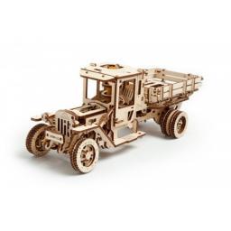 Holz LKW mechanisch zum Stecken ohne Klebstoff