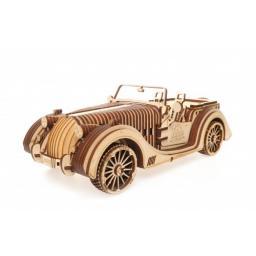 Roadster Holz mechanisch zum Stecken ohne Klebstoff