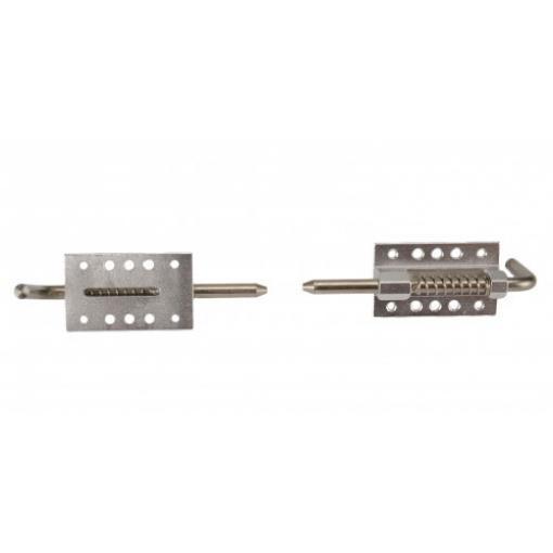 Kabinenhaubenverschluß Metall 26 x 16 x 8 mm