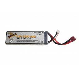 arkai Powerbar LiPo 3000 mAh 11,1V 30C max 60C Burst A-Fertigung