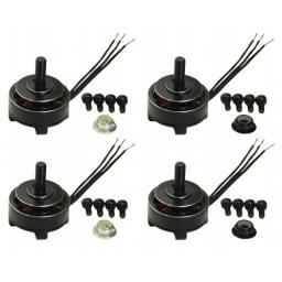 4x arkai Brushless Motor 2205 - 2300 KV für 250er Quadcopter
