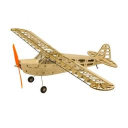arkai Piper J3 600 mm Spannweite Balsa KIT