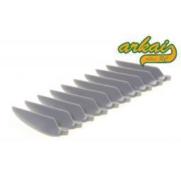 10 er Set Klapp Propeller Blätter 6x4,5