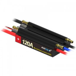 arkai Flycolor 120 A wassergekühlter Regler für Boote m.BEC & VORprogrammiert