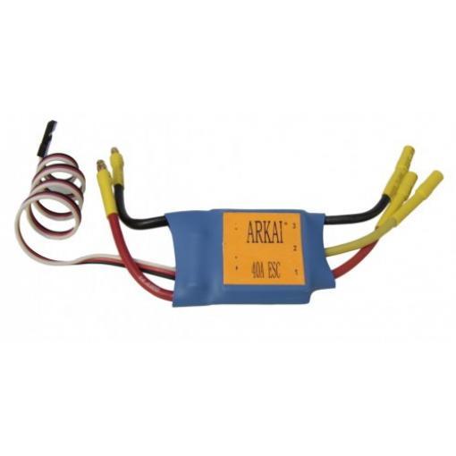 arkai 40 A ESC Brushless Regler mit Optokoppler