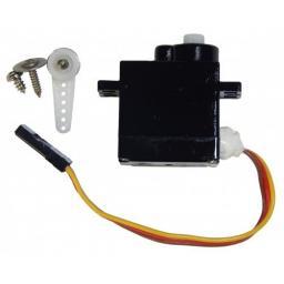 wasserdichtes Micro Servo mit JR Stecker 9g-Größe