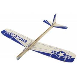 Eagle Jet Wurfgleiter Balsa