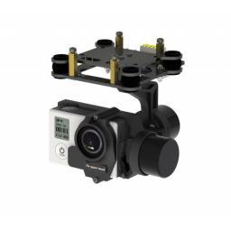Brushless Gimbal für GoPro Hero3, 3+ für Multicopter VG2D-H3
