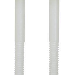 Nylon Schlitzschraube 60 mm